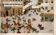 piazza legna, Cesare Polli 1903